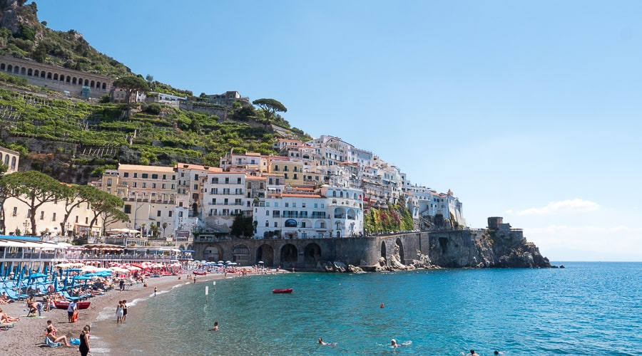 Antico Casale - Day trips to the Amalfi Coast